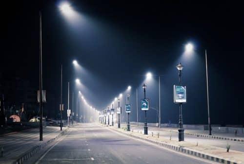 Éclairage public : les enjeux de la lumière