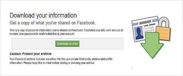 Comment récupérer des photos supprimées sur Facebook ?