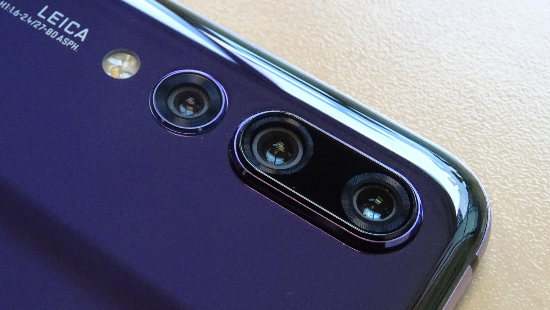 Huawei P20 Pro : le meilleur smartphone du moment ?