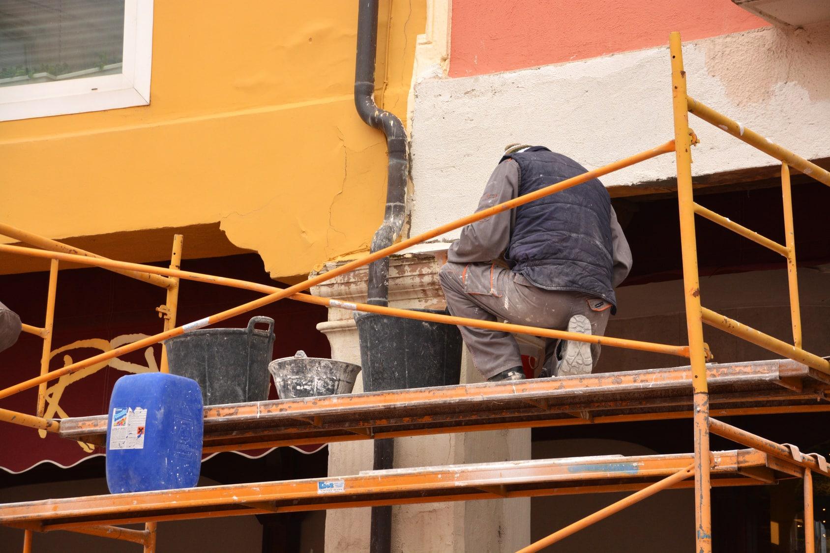 Peut-on utiliser n'importe quelle couleur pour repeindre la façade d'une maison ?