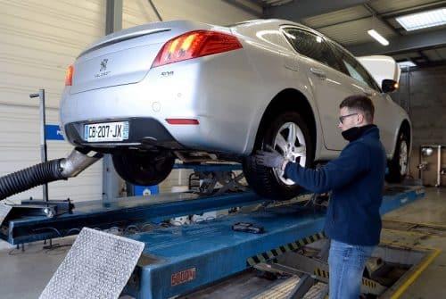 Le contrôle technique automobile au meilleur prix