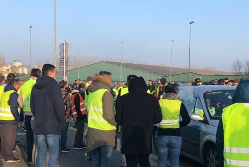 Bilan du débarquement des gilets jaunes chez le maire : des dégradations et une grande peur