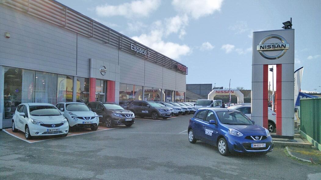 Une seule adresse pour votre voiture : espace-nissan.fr