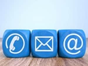 Comment contacter ma CAF par courriel ?