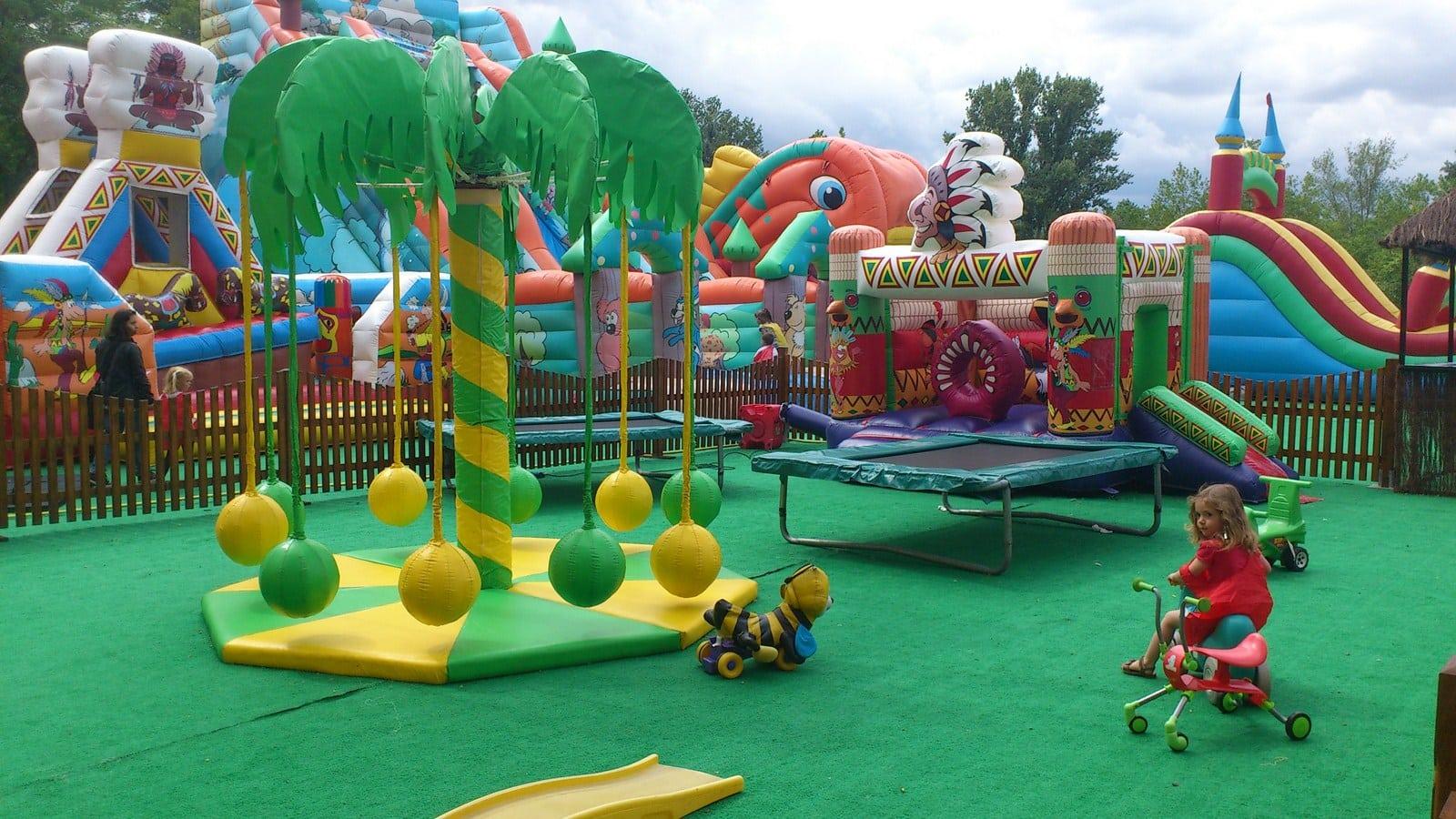 Les parcs de jeux et de loisir pour enfant : la tendance du moment
