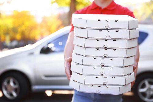 Les pizzerias à l'air du temps