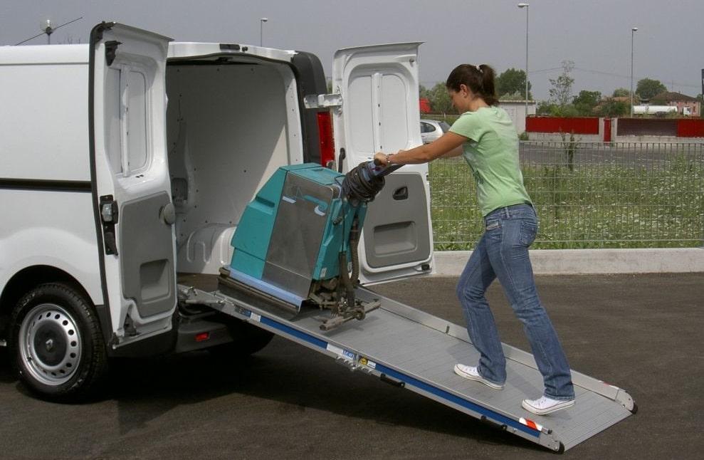 Comment utiliser les rampes de chargement acier ?