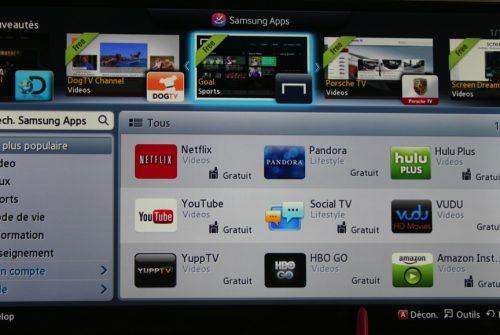 Comment mettre a jour TV Samsung Smart ?