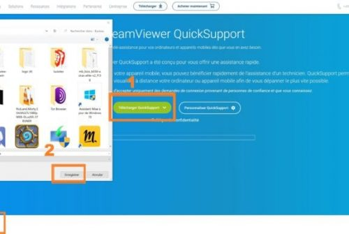 Comment fermer Team Viewer ?
